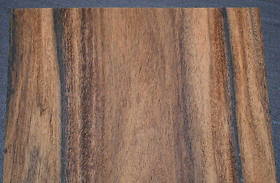 Santos Rosewood Raw Wood Veneer Sheets 5 x 20 inches 1/42nd thick     IFP4539-21