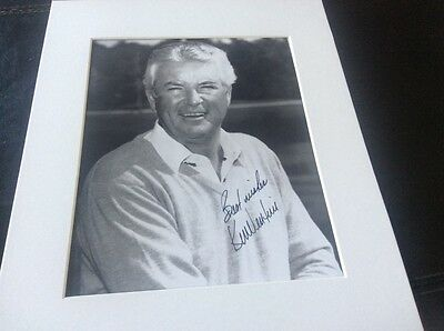Ken Venturi Golf Autograph Photo US Open