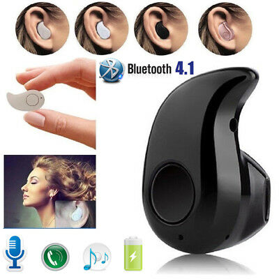 Bluetooth 4.1 Wireless In-ear Mini Earbuds Sport Stereo Headsets Earphones Hot