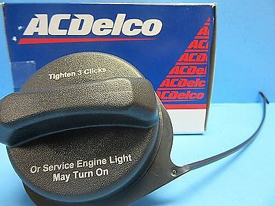 NEW Genuine GM Fuel Gas Tank Filler Cap ACDelco GT330 OEM# 20915842 With Tether
