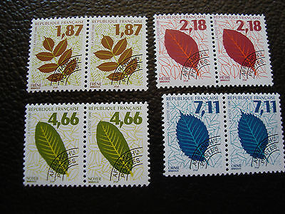 FRANCE - timbre yvert et tellier preoblitere n° 236 a 239 n** (A24) stamp