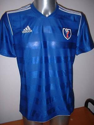 the latest 95a71 21370 Dominican Republic Jersey ADIDAS New Shirt Soccer Adult L ...