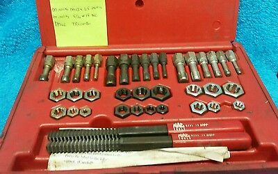 Mac Tool TRCOMBO Rethreader Combo Set Fractional & Metric