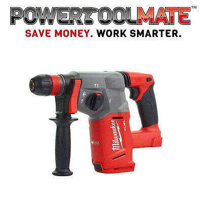 Milwaukee M18CHX-0 M18 Fuel 18v SDS Plus Hammer Drill - Naked - Bare Unit