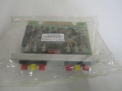 Spectronics 640/s2 Board Controller (Repaired) *new No Box*