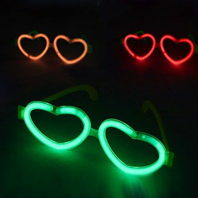 Cool Fluorescent Light  Eye Glasses Party Prom Ball Bar Eyewear Cosplay Costume