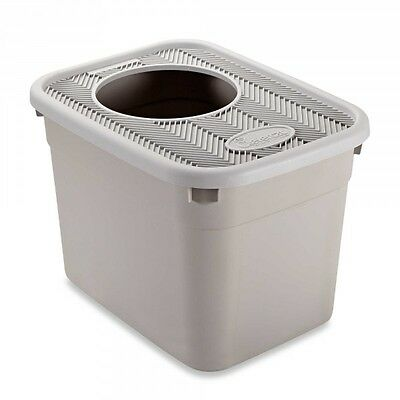 CleverCat Top Entry Litter Box - Made in the USA! - Clever Cat Not Petmate