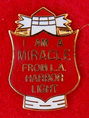 Salvation Army 'I Am A Miracle' Lapel Pin
