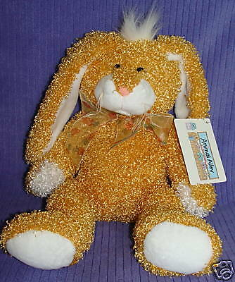 """Animal Alley Bunny Curly Hair New With Tags 16+""""~ P30"""