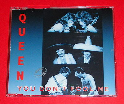 Queen - You don't fool me -- Maxi-CD / Pop