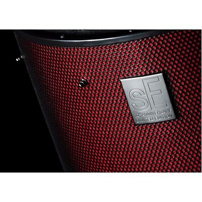 sE Electronics Reflexion Filter Pro Anniversary Edition Red Stand Mounted