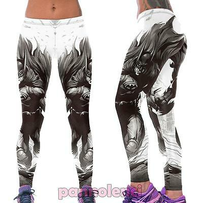 Leggings donna pantaloni yoga fitness leggins palestra running fuseaux DL-1929