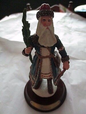 Duncan Royale Santa - Russian Santa - History of Santa Miniature Collection