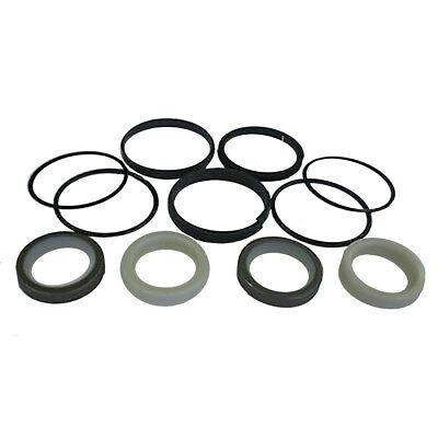 G110045 Hydraulic Power Steering Cylinder Seal Kit fits Case 580K 590SM 570LXT