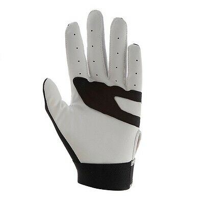 Easton Magnum Youth Small Black & White Left Hand Fit Batting Glove READ B102