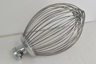 NEW Whisk Attachment Stainless Steel for Hobart 60 Qt Floor Mixer