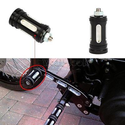 Black CNC Shifter Peg Gear Lever For Harley Softail VRod Sportster Dyna Touring
