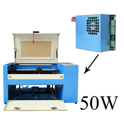 50W CO2 laser power supply dedicated fit CO2 laser device laser engraver machine