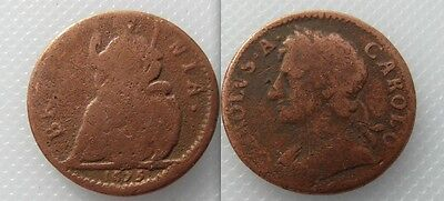 Collectable 1675 Charles II Copper Farthing - Nice Cheap Coin