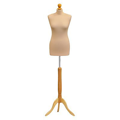 Tailor Dummy Female Mannequin Dummies Male Dress Makers Fashion Student Bust