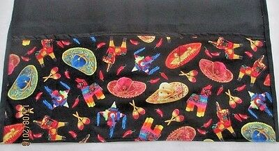 Waiter/waitress Server Waist Apron, MEXICAN SOMBREROS