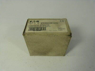 Eaton XTCE-012B10TD Contactor 3Pole 12A 24VDC ! NEW !
