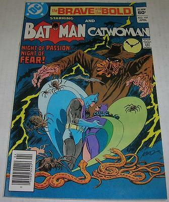 BRAVE AND THE BOLD #197 (DC Comics 1983) EARTH II BATMAN & CATWOMAN marry (VF)