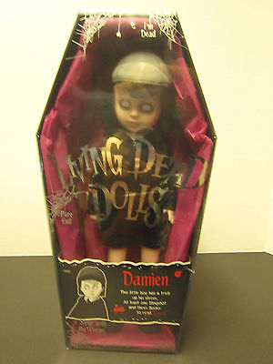 Living Dead Doll - Damien 13th Anniversary Edition - Factory Sealed