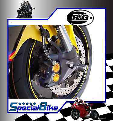 Topes Horquilla R&g Yamaha Yzf R1 2009   2014 Protectores