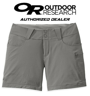"Outdoor Research OR Women's Ferrosi Summit 5"" Shorts for Hiking / Climbing"
