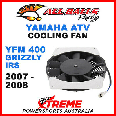 All Balls 70-1028 Atv Yamaha Yfm400 Grizzly Irs 2007-2008 Cooling Fan Assembly