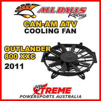 All Balls 70-1017 Atv Can-Am Outlander 800 Xxc 2011 Cooling Fan Assembly