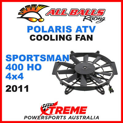 ALL BALLS 70-1004 ATV POLARIS SPORTSMAN 400 HO 4x4 2011 COOLING FAN ASSEMBLY