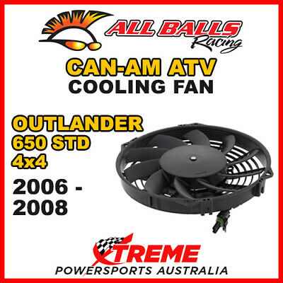 All Balls 70-1003 Atv Can-Am Outlander 650 Std 4X4 2006-2008 Coolingfan Assembly