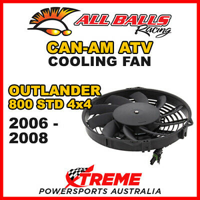 All Balls 70-1003 Atv Can-Am Outlander 800 Std 2006-2008  Cooling Fan Assembly