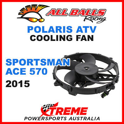 All Balls 70-1006 Atv Polaris Sportsman Ace 570 2015 Cooling Fan Assembly