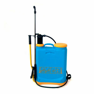 16L Knapsack Garden Pressure Sprayer for Weed & Pest Control insecticides Spray