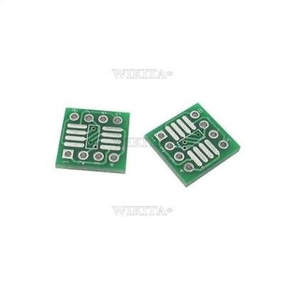 20Pcs Interposer Board Adapter Plate SOIC8 To DIP8 Pcb Board