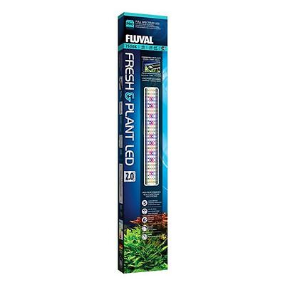 Fluval Fresh & Plant 2.0 LED Aquarium Strip Light 46w 36-48in Freshwater Tanks