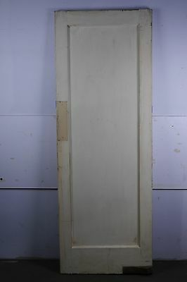 "Antique Vintage Single-Panel Swinging Door Local Pickup 30""X81-1/2"" Mult. Avail."