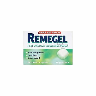Remegel Chewable Tablets - 3 Pack