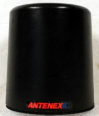 1 NEW ANTENEX TRABT1420 PHANTOM ANTENNA LOW PROFILE BLACK 142-160 MHz