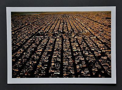 Stuart Franklin Limited Edition Photo 17x24 Mexico City 1986 Color City Portrait