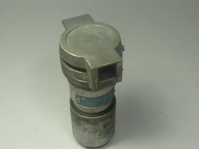 Cooper APR3455 Receptacle 30Amp 4Pole 3Wire 250VDC/600VAC ! WOW !