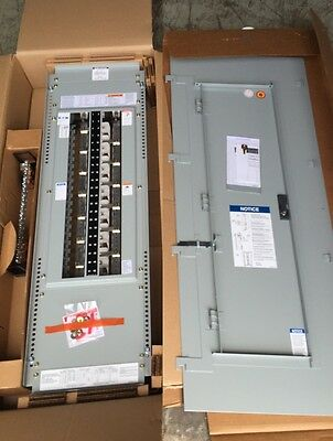 New Eaton Cutler Hammer PRL1a 225A Panel Board w/Cover 3-phase 208/120