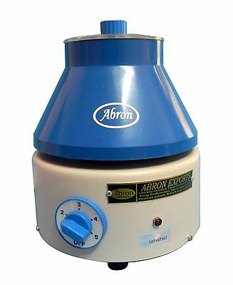 Centrifuge 8 tube for Lab Medical Practice with timer
