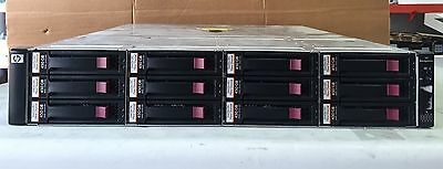 HP StorageWorks M6412A Storage Array with 12 x 450GB 15K FC HDD AG638B