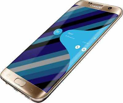 Samsung Galaxy S7 EDGE SM-G935 (Latest Model) - 32GB - Gold Platinum SIMFREE