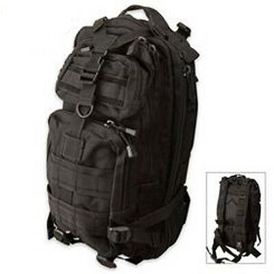 Condor Compact Assault Pack Black  126-002