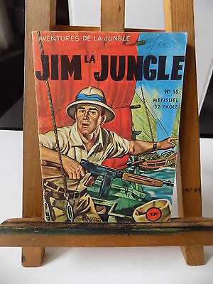 Jim La Jungle N° 15